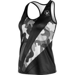 Shirt GYM Camo Lady