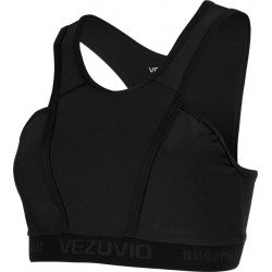 Bra - sports bra Vezuvio White