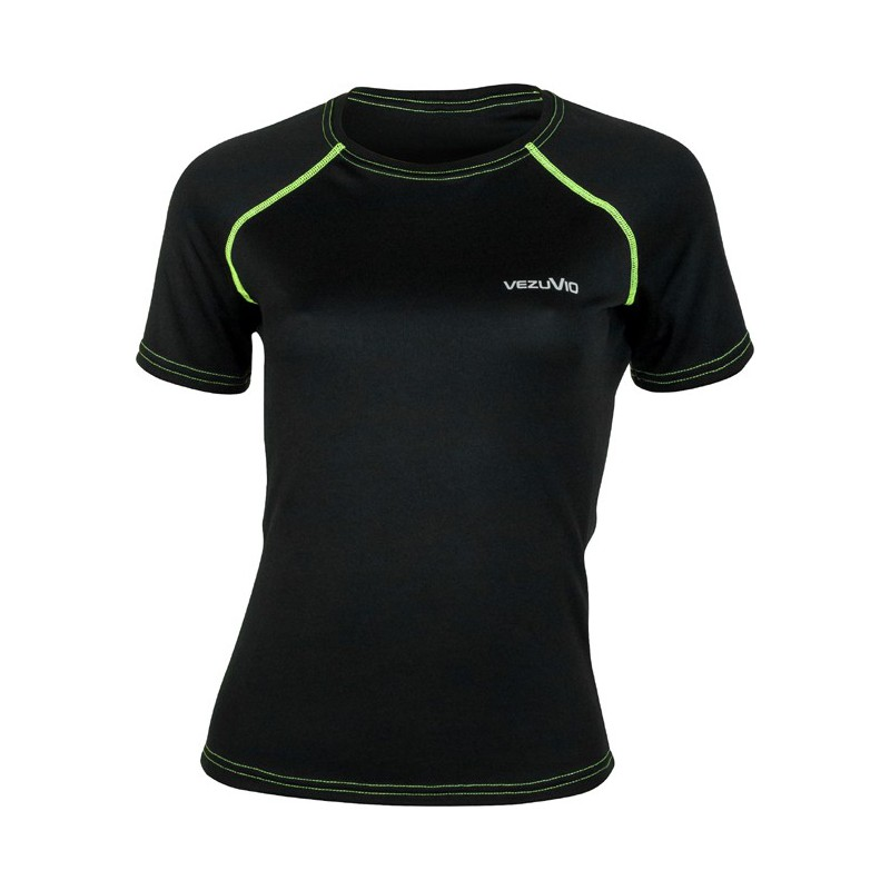 Sleeveless t-shirt for versatile sports use Corsa Lady
