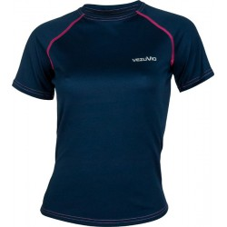 T-shirt damski do biegania Corsa Lady Fluo