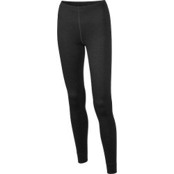 Kids long leggings Q-Skin medium black