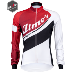 Long-sleeved jersey Vezuvio...