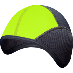 Cap under helmet FLUO