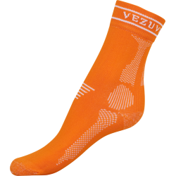 Summer socks Siltex orange