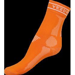Summer socks Siltex orange