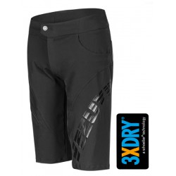 Men's cycling shorts Black...