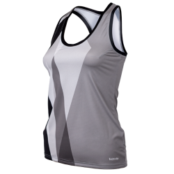 Women's sports shirt Glam Grey
