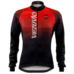 Long sleeve jersey Vezuvio...