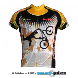 RED BIKE Maillot manches...